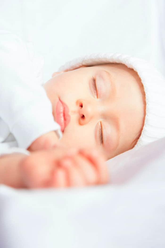 Como dormir a un niño
