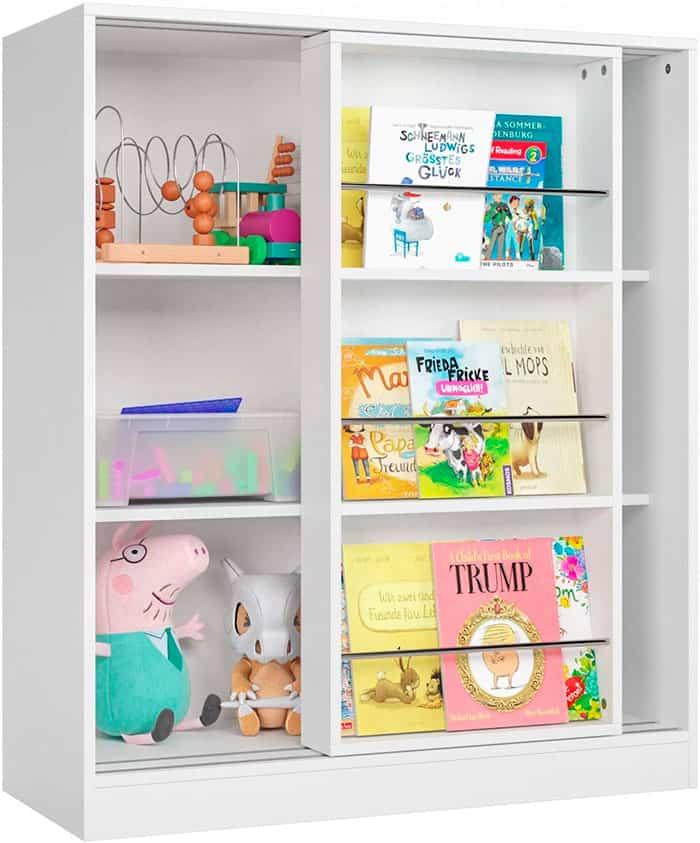 librería corredera infantil