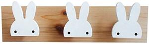 Colgador de orejas de conejo