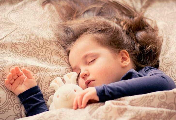 Como ayudar a mi hijo a dormir