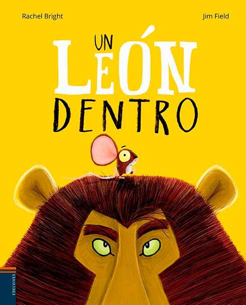 Cuento infantil Un león dentro