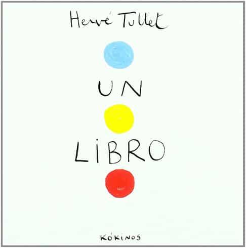 cuento un libro de Hervé Tullet