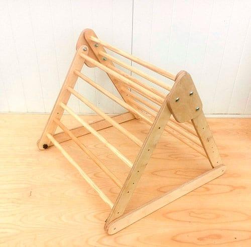 Triángulo Pikler clásico