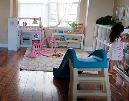Un día en casa Montessori