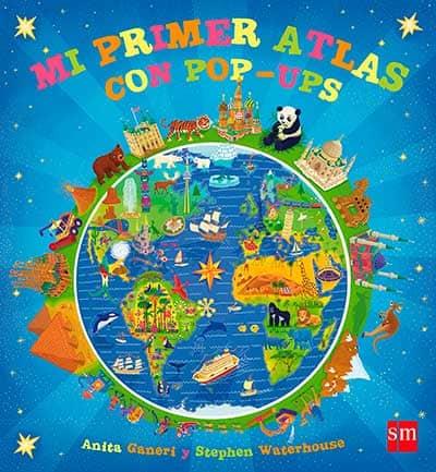 atlas para niños