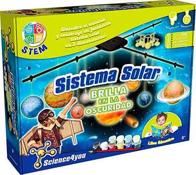 simulación del sistema solar